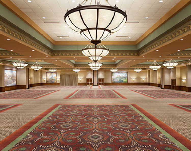Meetings at  Chateau on the Lake Resort Spa & Convention Center