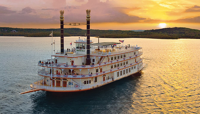 Chateau on the Lake Resort Spa & Convention Center Cruises